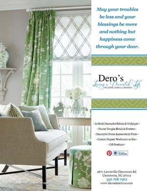 Let Dero's Help You Redesign Your Home Decor In Winston-Salem